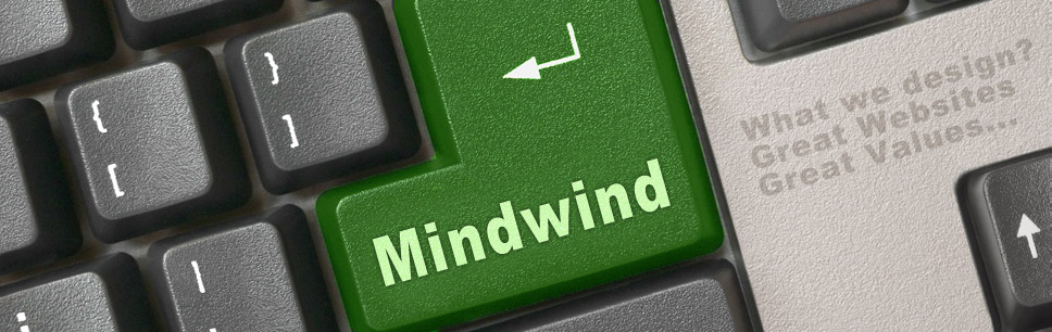Mindwind | What we design? Great Websites....Great Values